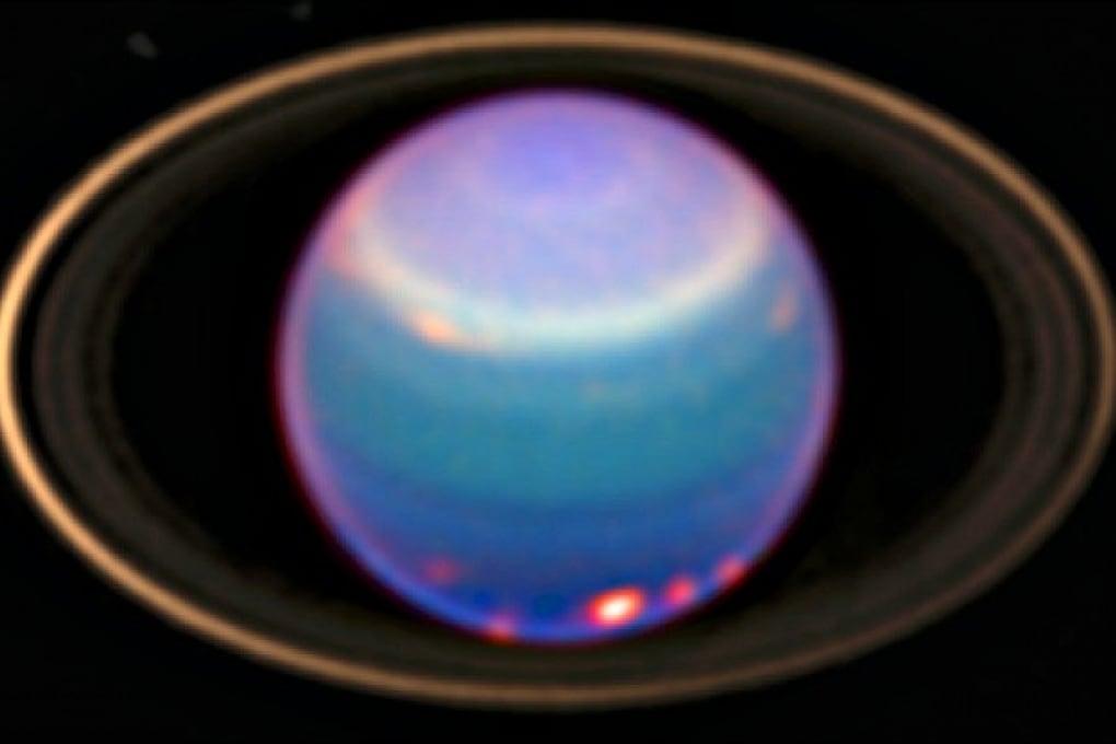Scoperte due nuove lune attorno a Urano