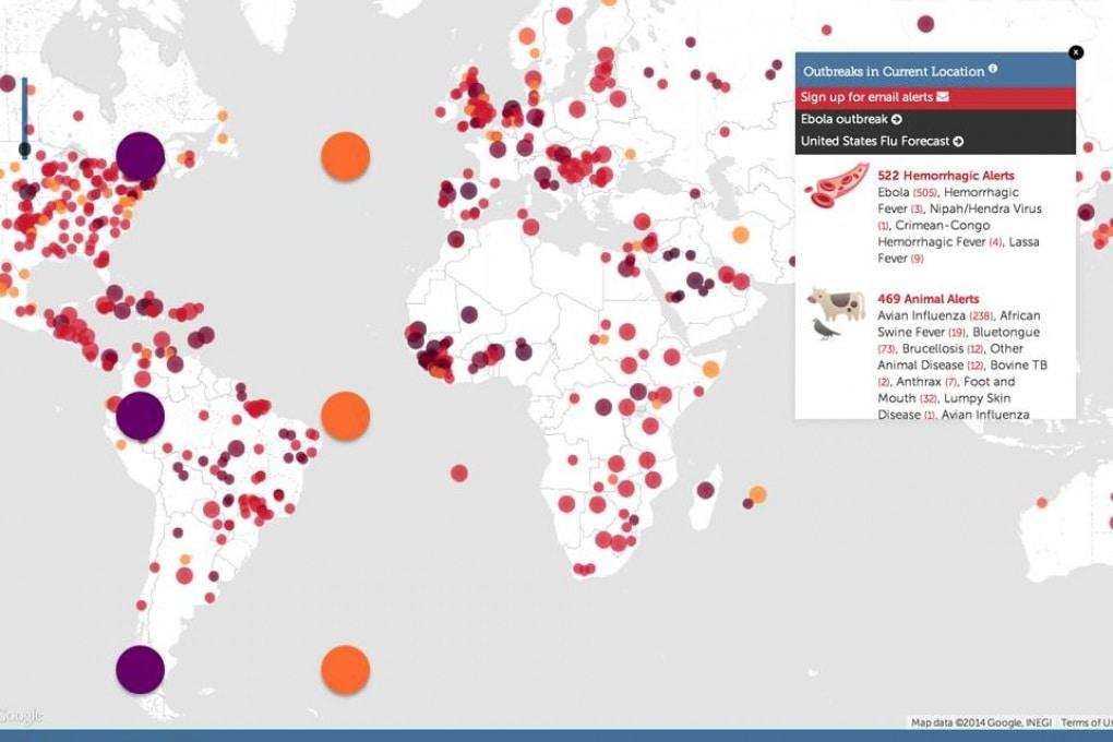 Come si intercettano le epidemie sui social media