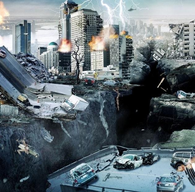 Faglia inversa: i terremoti che aprono voragini sulla Terra