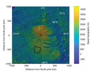 Marte, Pianeta Rosso, Sistema Solare, acqua, Mars Express Orbiter