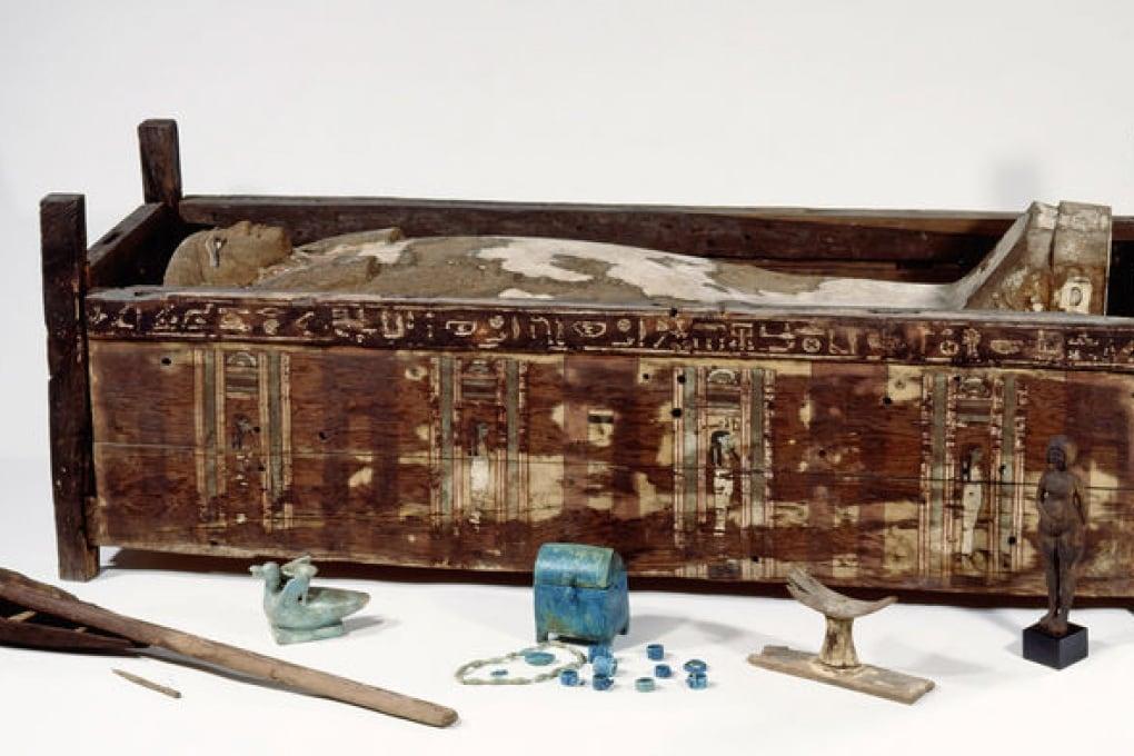 Il DNA delle mummie svela le origini degli Egizi