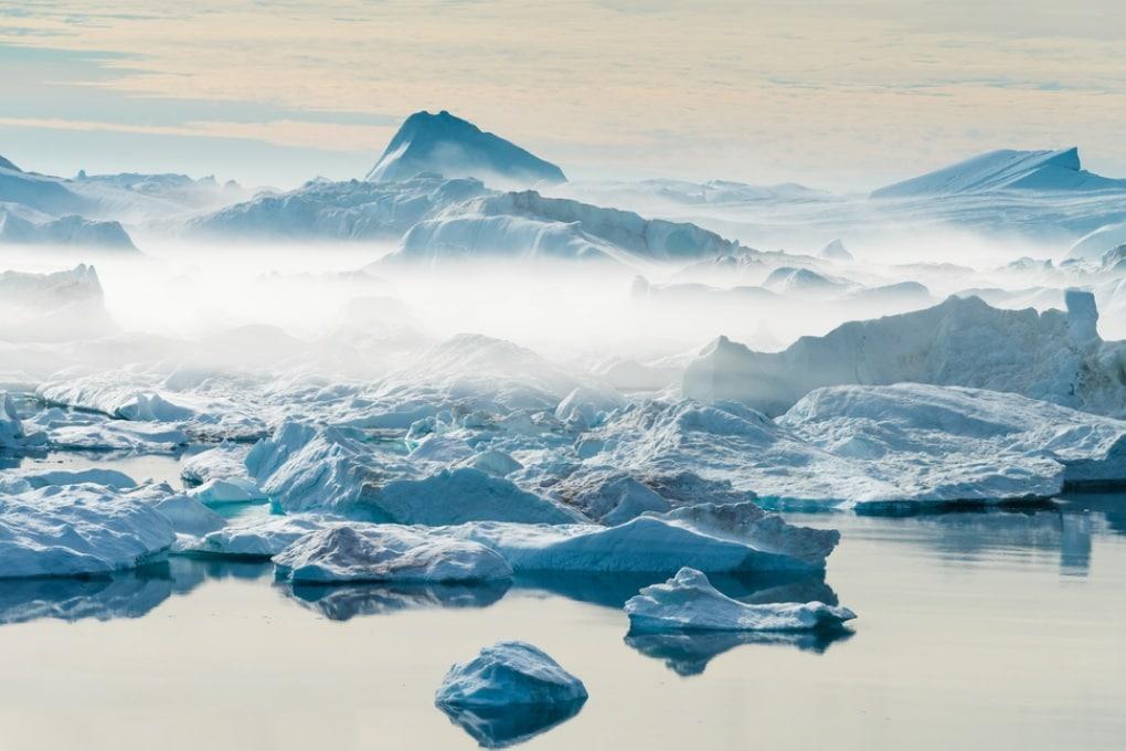 Nell'Artico un'ondata di calore senza precedenti