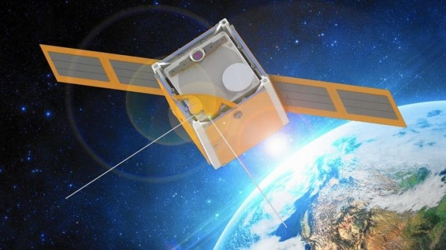 Il primo satellite meteo africano