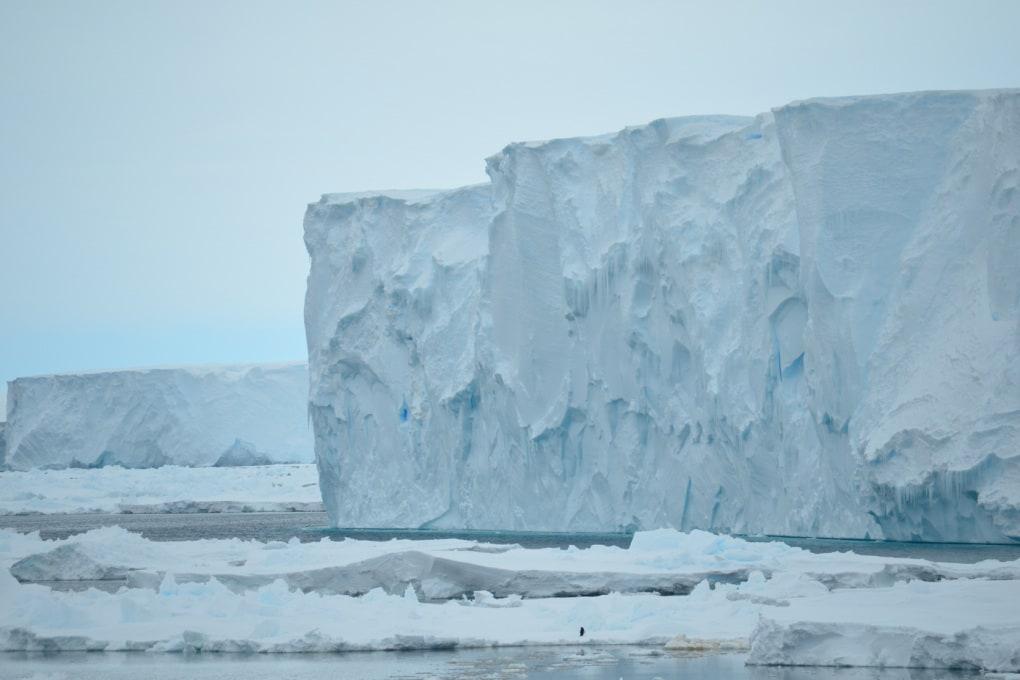 Nuove minacce per i ghiacci dell'Antartide