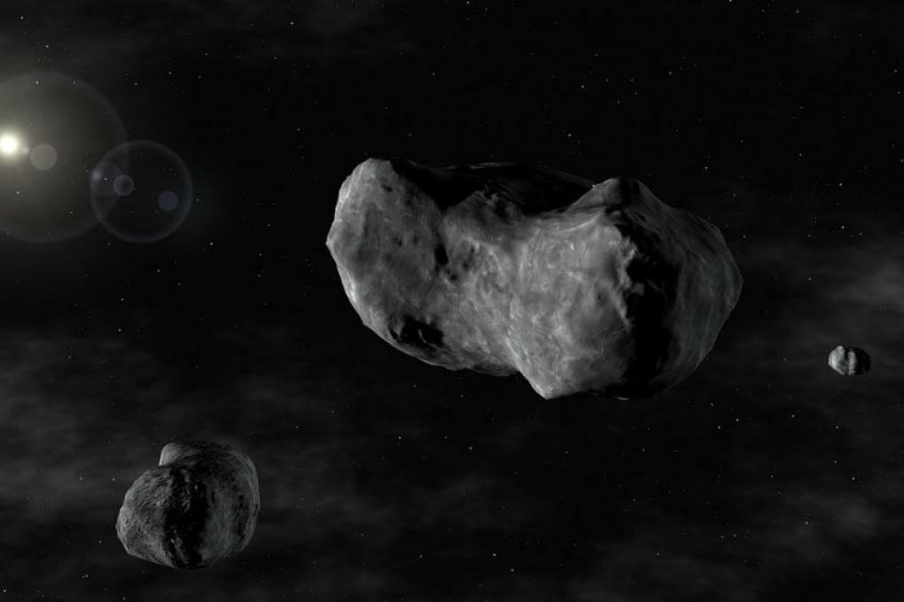 Il primo visitatore interstellare permanente nel Sistema Solare