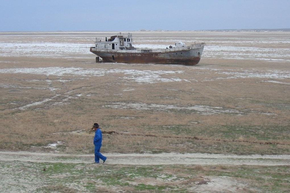 I laghi salati della Terra restano a secco