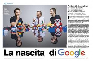 Google, compleanno di Google