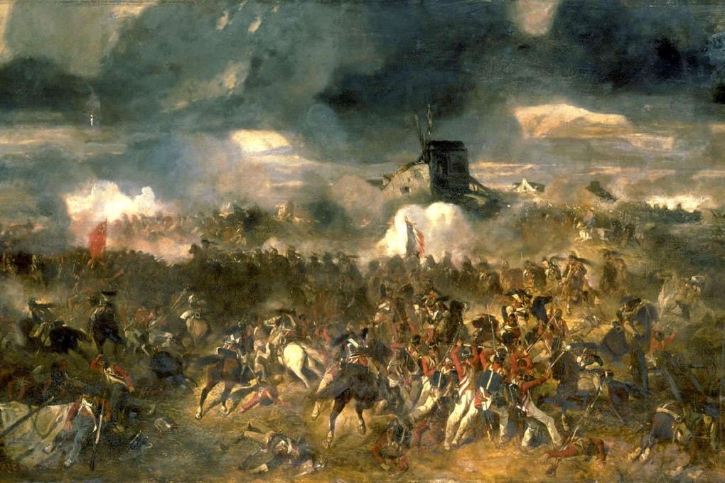 La sconfitta di Napoleone a Waterloo è dipesa anche dall'eruzione del Tambora