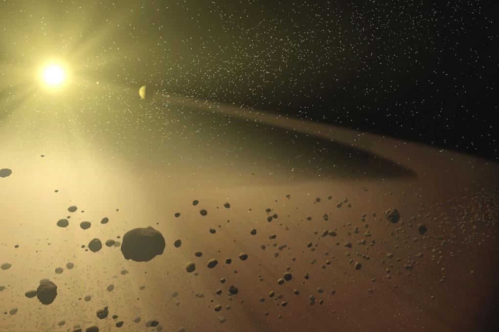 Come sono nati Mercurio, Venere, la Terra e Marte - Focus.it
