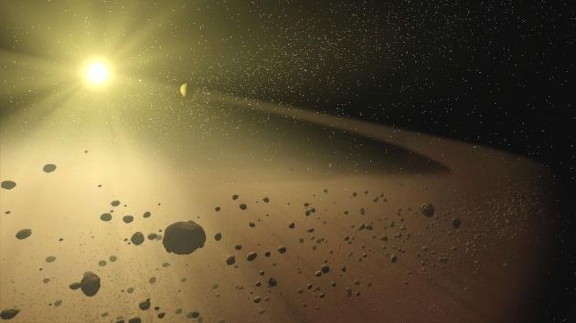 Mercurio, Venere, Terra, Marte: come sono nati?