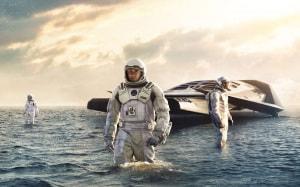 Il pianeta di Miller del film Interstellar