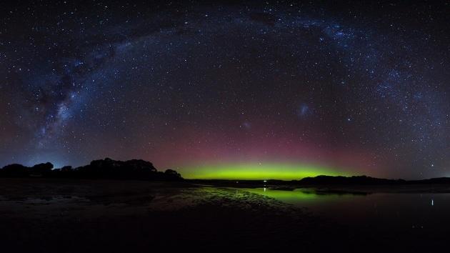 In Nuova Zelanda è tempo di spettacolari aurore