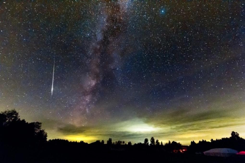 San Lorenzo, meteoriti e stelle cadenti