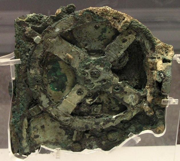 Dal Dna la verità sulla macchina di Antikythera?