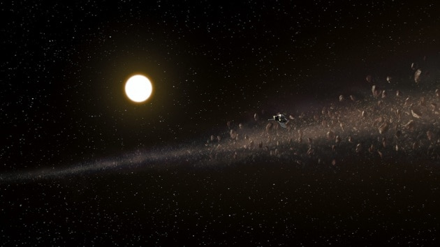 Prima degli asteroidi c'erano palle di fango