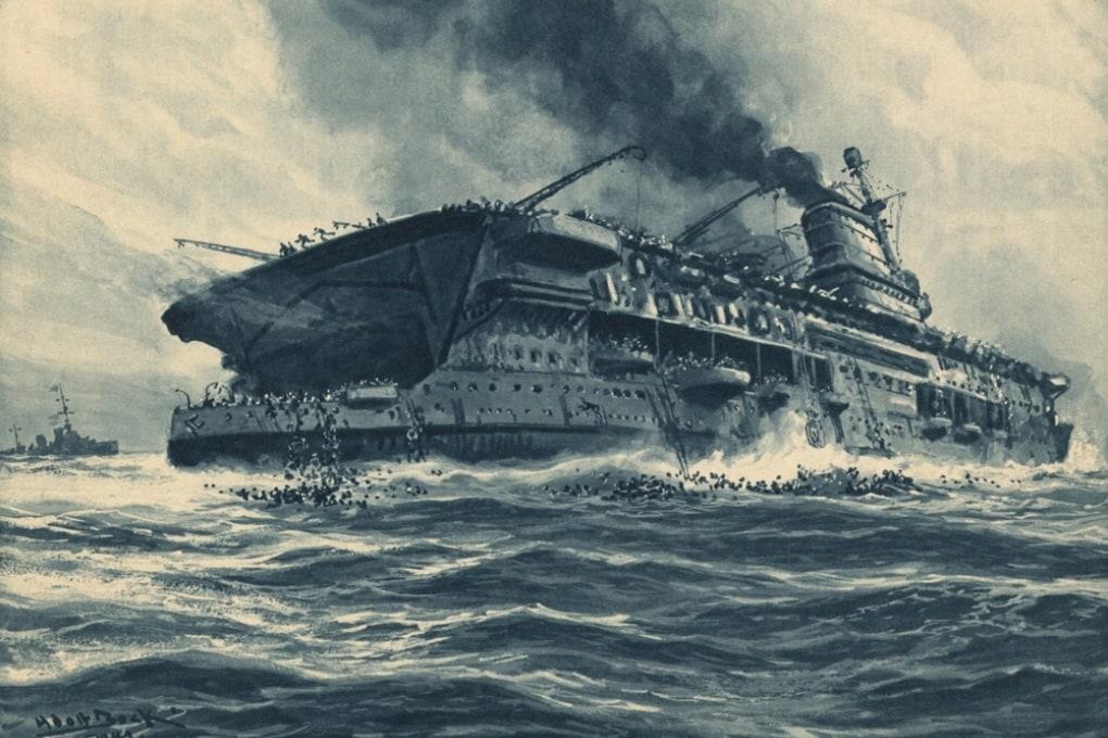 Habakkuk: la portaerei di ghiaccio