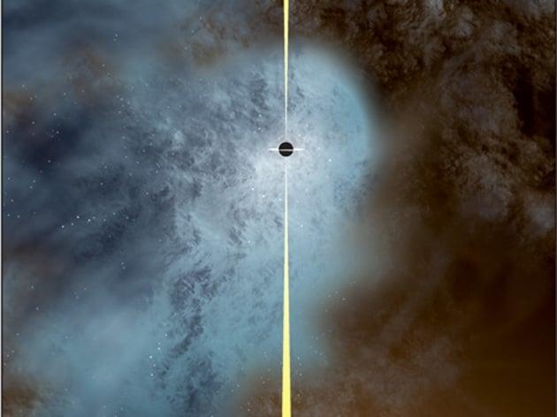 Il buco nero