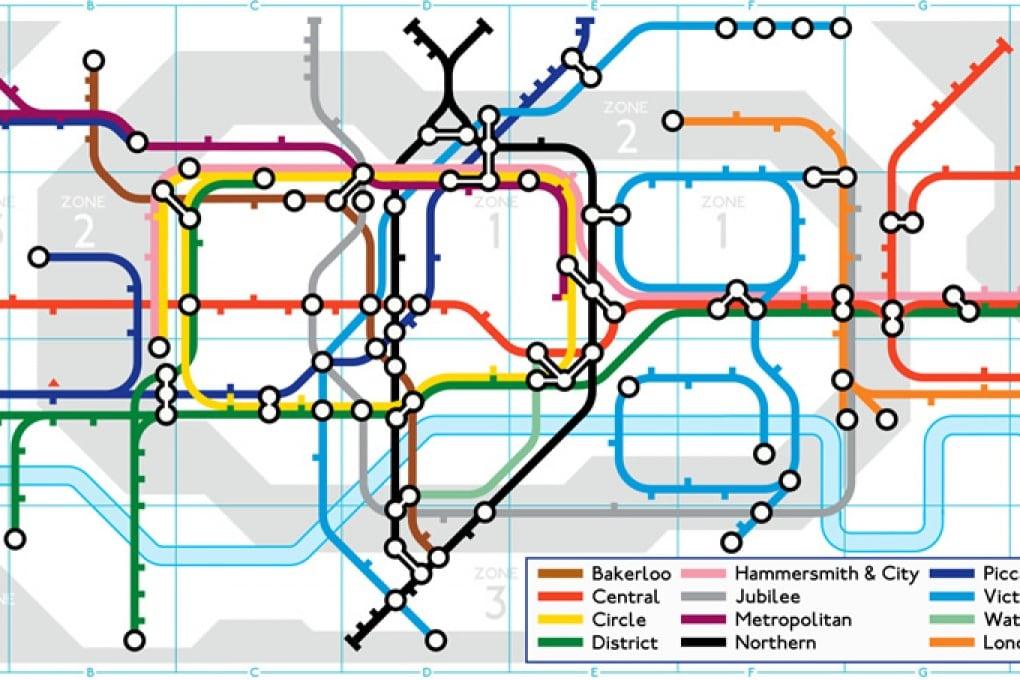 L'intelligenza di Google si orienta in metropolitana
