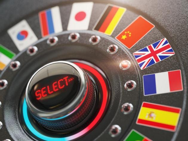Tutte le lingue del mondo trasmettono sempre la stessa quantità di informazione