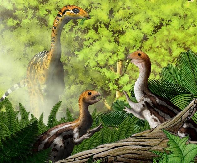 Anche i baby dinosauri perdevano i denti