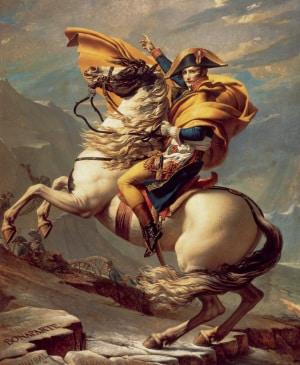 Waterloo, Napoleone Bonaparte, clima, eruzioni vulcaniche