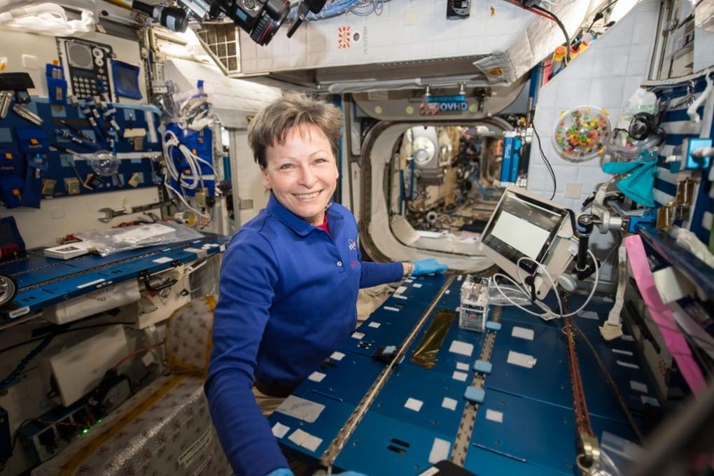 I primi microbi identificati direttamente sulla ISS