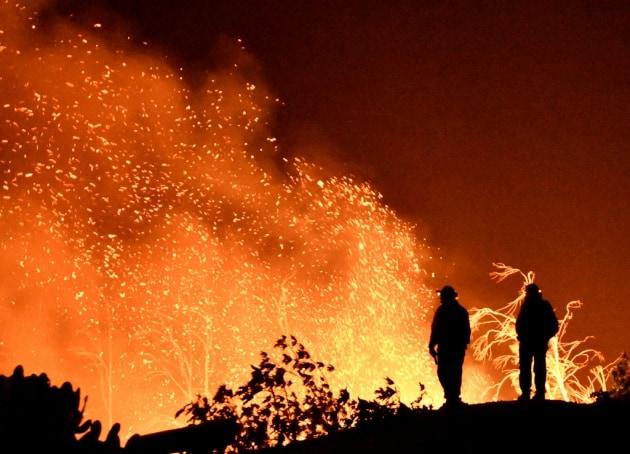 Uragani, incendi, terremoti: il 2017 presenta il conto (salato)