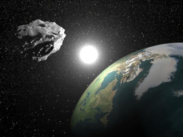 Arriva Florence, il più grande asteroide vicino