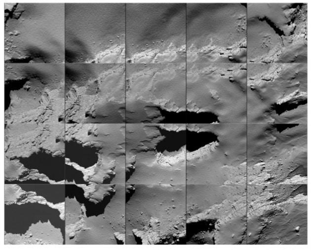 Missione compiuta: la sonda Rosetta ha raggiunto la sua cometa