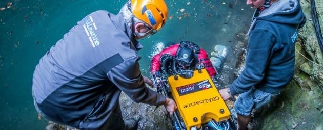 La grotta subacquea più profonda del mondo