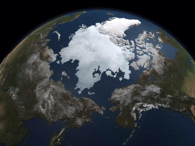 Al Polo Nord non arriva l'inverno