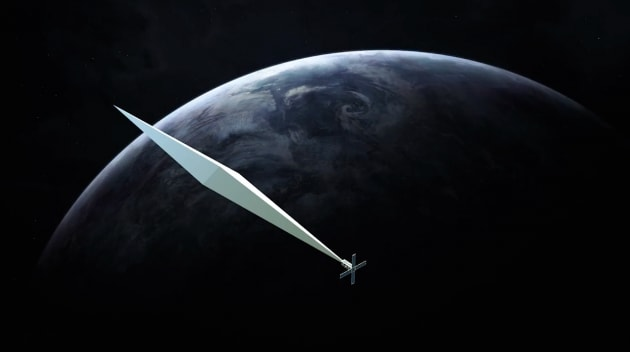 Orbital Reflector: arte spaziale o spazzatura cosmica?