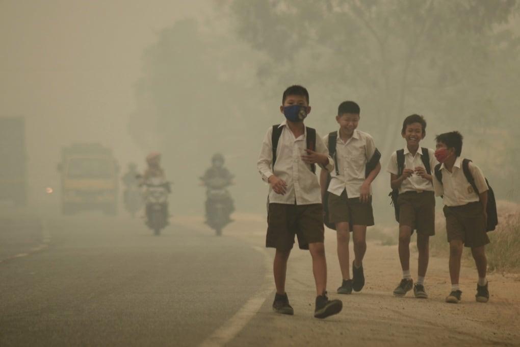 Aria troppo inquinata per 9 persone su 10