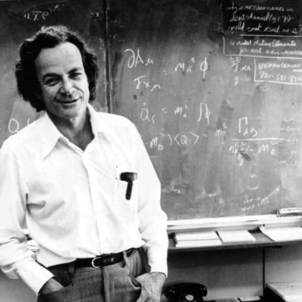 richard-feynman