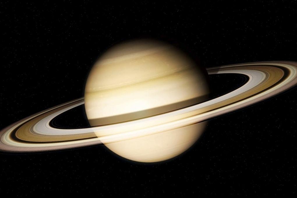 L'età degli anelli di Saturno
