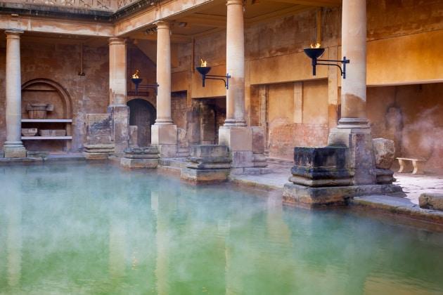 Con bagni pubblici e caserme, gli antichi Romani diffusero anche la tubercolosi