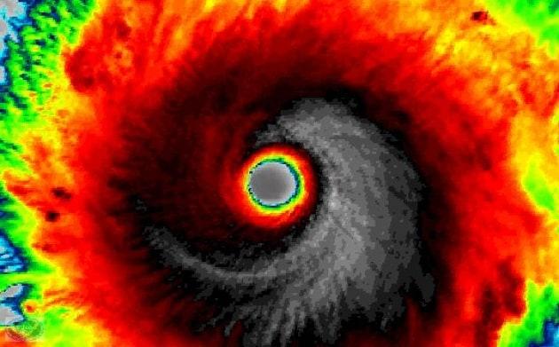 Una nuova categoria per l'uragano Irma