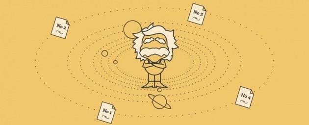 Il 1905, l'anno d'oro di Albert Einstein
