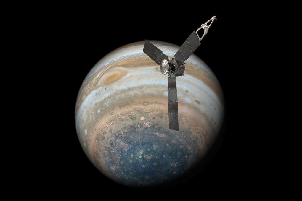 I misteri di Giove svelati da Juno