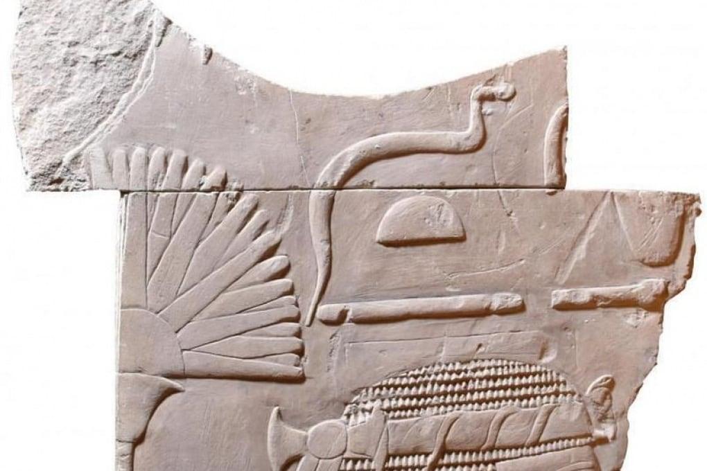 La rara raffigurazione di una donna faraone