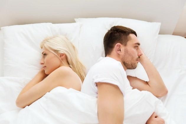 Mai andare a letto arrabbiati: la scienza conferma