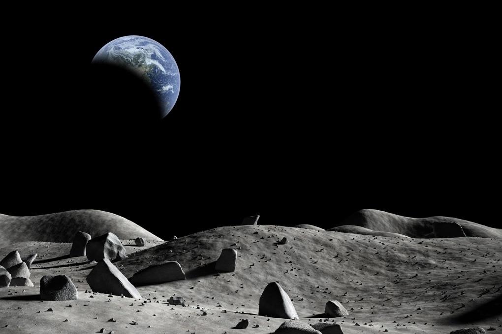 Una società indiana sulla Luna