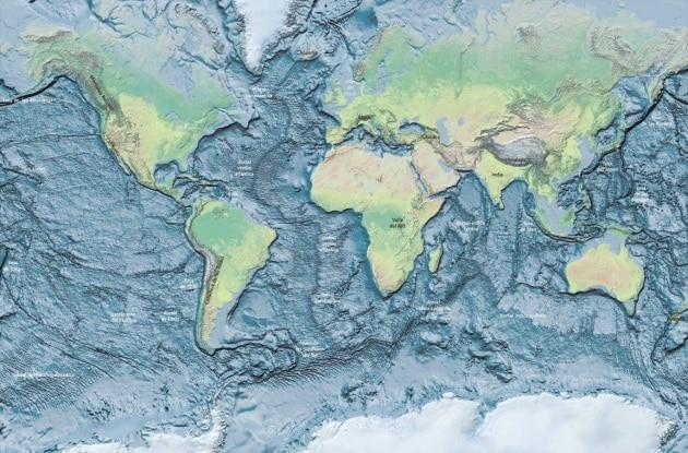 XPRIZE per mappare i fondali oceanici della Terra