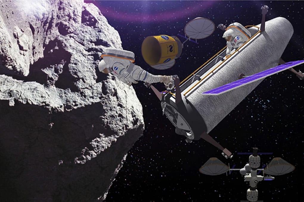 Asteroidi: miniere nello Spazio