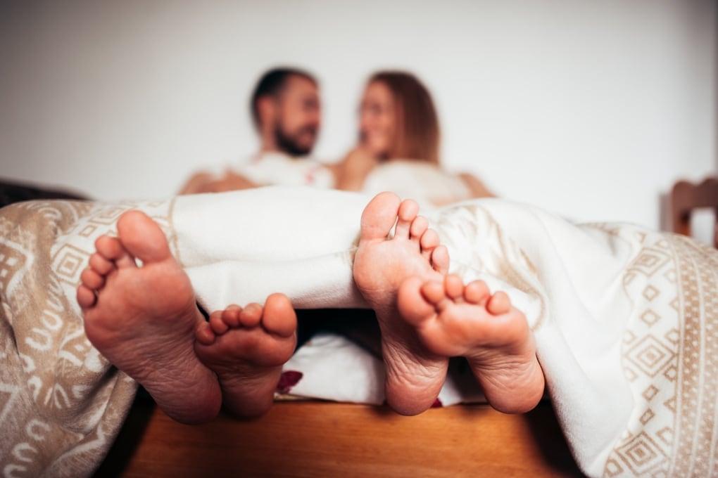 La puzza dei tuoi piedi racconta il tuo partner