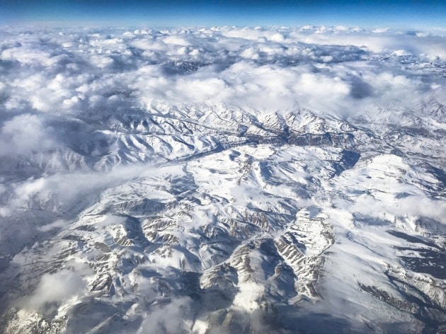 Cloud seeding: un esperimento riuscito negli USA