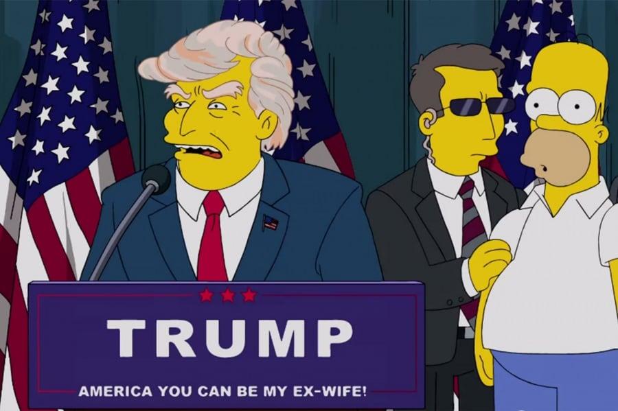 16 profezie dei Simpson che si sono avverate