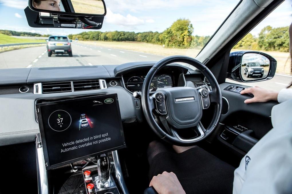 La filosofia dell'auto senza conducente