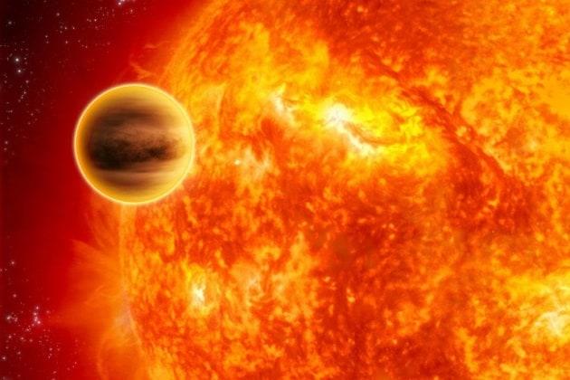 Acqua nell'atmosfera di Dimidium, un pianeta lontano 50 anni luce