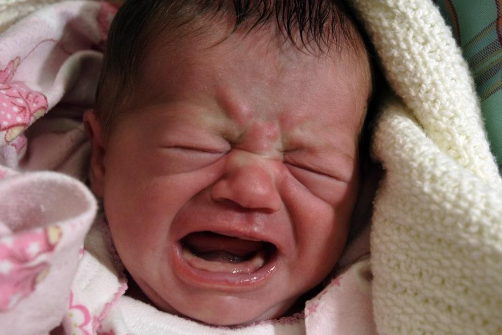 Il pianto colitico dei bimbi al centro di un ampio studio